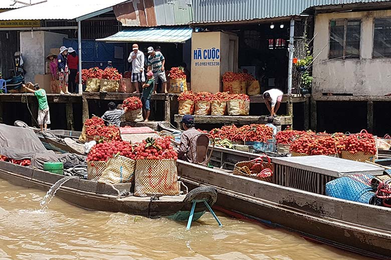 CAI RANG FLOATING MARKET 2 DAYS