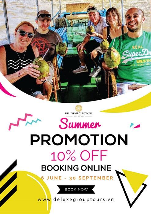 summer promotion 2018